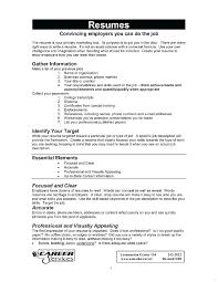 Resume Skills To Put On A Resume
