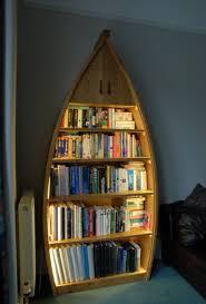 full size of bookcase book shelf awesome canoe shaped bookcases vintage canoe shelf fearsome boat