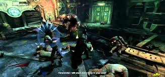 how to beat the joker boss fight in batman arkham city xbox 360 wonderhowto
