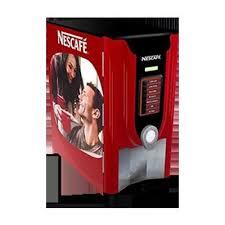 Nescafe Coffee Vending Machine Price In India Best Nescafe Solution Vending Machine In Mumbai Maharashtra Amad Marketing