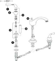 cool moen bathroom faucets repair faucet moen monticello bathroom faucet repair instructions