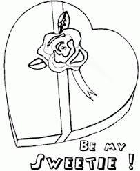Kleurplaten Van Valentijn Jouwkleurplaten