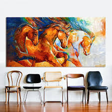 myheart com 2018 03 10 10 09 54 449453 canvas wall art three horses running