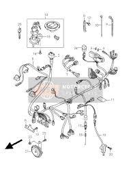 suzuki sv650 n s 2003 spare parts msp wiring harness sv650s su