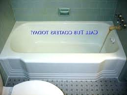 cast iron bathtub refinish cast iron bathtub refinish photo 1 of winsome bathtub refinishing reviews image cast iron bathtub refinish