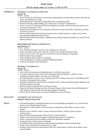 Pharmacy Technician Resume Sample Resume for Pharmacy Technician It Tech Resume Sample Puter Bunch 77