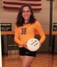 Pamela Ellison's Women's Volleyball Recruiting Profile