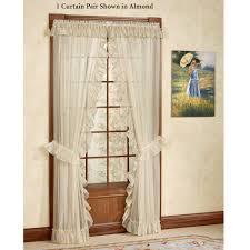 jessica ninon priscilla curtain pair