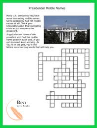 Easy crossword puzzles for seniors activity shelter. Printable Crossword Puzzle Template For Kids And Adults