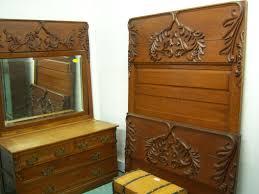 Oak Bedroom Suite Walnut Eastlake Victorian Marble Top Bedroom Suite From