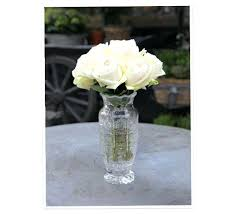 pin it into the bouquet now insert vase round glass fl bowls square vases flower arranging by 2