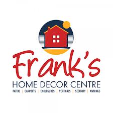 Home Decor Logo Design Simple Frank's Home Decor Centre REBRAND Design HouseDesign House
