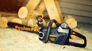 zero turn mowers poulan pro battery chainsaw cut wood