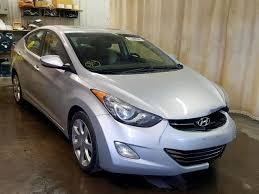 2012 Hyundai Elantra Gl 1 8l 4 In Mn St Cloud