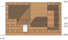 Sauna plans davinong design kyly wooden