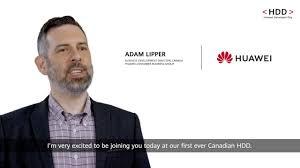 HUAWEI Canada Developer Day 2020 | Adam Lipper - YouTube