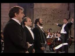 MEDLEY (HQ) <b>Pavarotti</b> - <b>Domingo</b> - <b>Carreras</b> / The Three Tenors ...