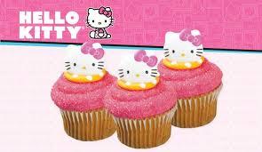 Hello Kitty Cupcakes Rashmis Bakery