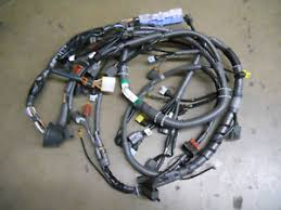 300zx engine harness genuine nissan 300zx 90 93 z32 engine efi wiring harness twin turbo mt new