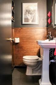 half bathrooms. DIY Half Bath Remodel On A Budget - Full Of Great Half Bathroom Ideas,  Especially Bathrooms