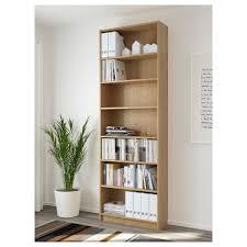 Ikea Billy Bookcase Billy Bookcase Oak Veneer 80x237x28 Cm Ikea