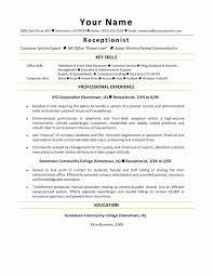 Student Resume Builder Lovely Free Resume Builder For Highschool