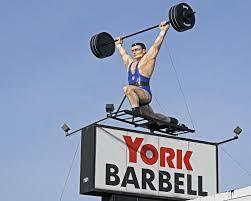 york barbell. watch york barbell roadside wonders