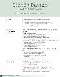 Simple Resume Example Luxury Good Resume For Job Simple Fresh New