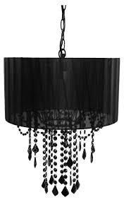 image of fabulous black lamp shade