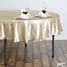 interior exterior lovely 10 pcs 90 satin round tablecloths wedding table linens whole intended