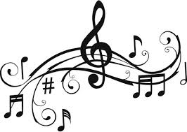 music notes in words music notes wall art words vinyl lettering stickers decals treble clef notes