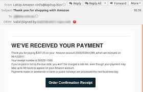 In Hype Exploited Cybercriminals By New Amazon Email Scam