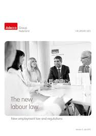 adecco hr update the new labour law by the adecco group issuu