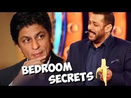 Salman Khan Reveals Shahrukh Khanu0027s BEDROOM SECRETS