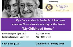 essay competition for students south grey bruce youth literacy  essay competition for students