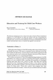 Cover Letter For Child Care Recommendation Letter For Daycare Worker Child Care Termination 12
