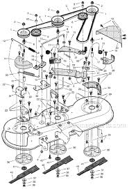 murray 461007x92a parts list and diagram 2001 click to close