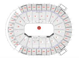 Nfr Seating Chart With Rows T Mobile Arena Pbr Tickets Las Vegas T Mobile Arena 2020