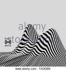Landscape Background Terrain Black And White Background Pattern