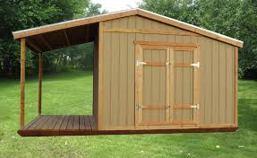 Small Picture rustic sheds with porch Storage Shed Plans With Porch Build a
