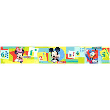 mickey mouse wall borders mouse border wallpaper