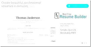 Online Resume Maker Free Amazing Online Resumes Free Llun