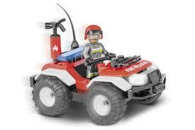 <b>Конструктор COBI Пожарный квадроцикл</b> - COBI-1443 | детские ...