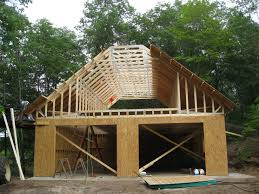 house shed diy car portable garage plans your model work man with build make cave own