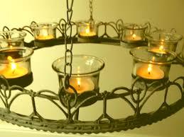 chandelier tea light holder pics