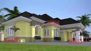 Small Picture Modern Bungalow House Design In Nigeria YouTube