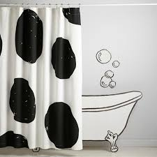 cool shower curtains for kids. Jumbo Dots Shower Curtain Cool Curtains For Kids