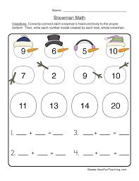 Worksheets. Christmas 1st Grade Worksheets. Opossumsoft Worksheets ...