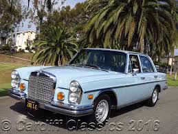 This amazing mercedes w108 series with the big 4.5 litre v8 engine we bought 20 years ago and it had the same owner all these years. 1972 Used Mercedes Benz 280se 4 5 At Cardiff Classics Serving Encinitas Ca Iid 15605282