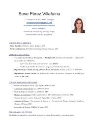 Useful Modelos De Resume Moderno For Modelo De Resume En Espanol